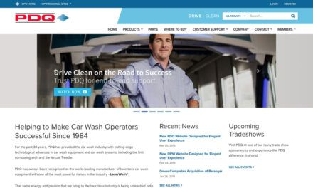 New PDQ Website Designed for Elegant User Experience