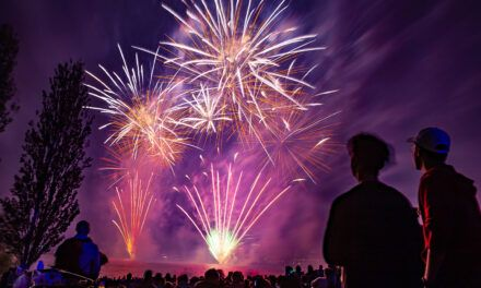 Help customers light it up this summer with must-have firework displays